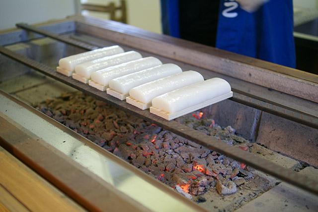 画像:焼き抜き蒲鉾